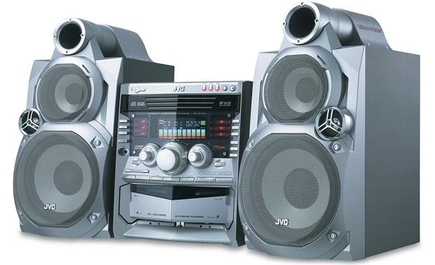 Jvc Mx Gt88 3 Cd Gigatube System At Crutchfield Com