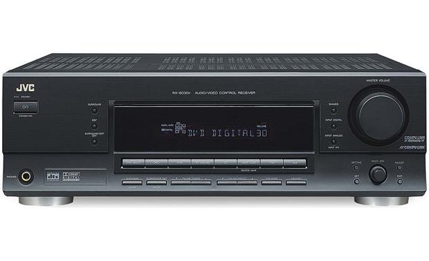 jvc rx 6030v rx 6032v black home theater receiver with dolby rh crutchfield com jvc rx 6000v manual JVC Dolby Digital DTS and a V Receiver