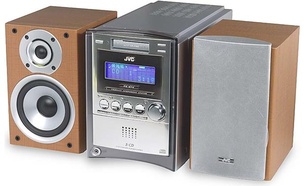 CD Tape AM FM Micro System