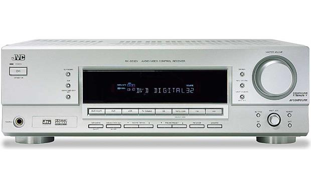 jvc rx 6030v rx 6032v silver home theater receiver with dolby rh crutchfield com jvc rx 6000v manual JVC Home Receivers