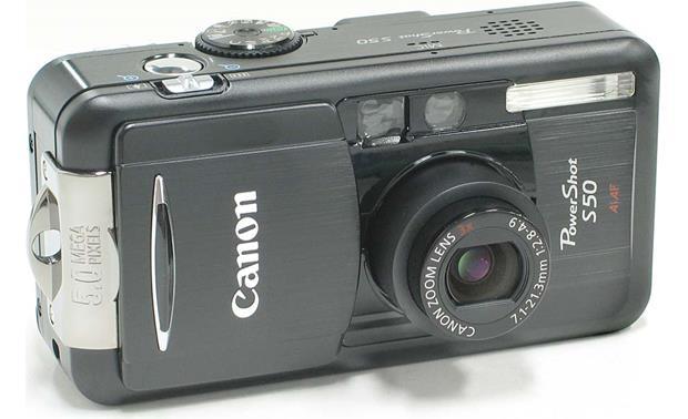 Canon PowerShot 600 Camera Twain Driver