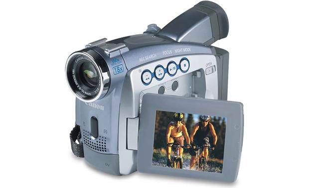 canon zr80 mini dv digital camcorder at crutchfield com rh crutchfield com Battery Canon ZR80 Canon ZR80 MiniDV Camcorder