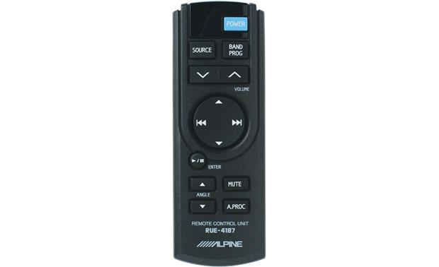 Alpine CDA-9815 Remote
