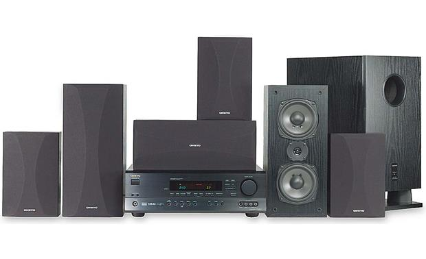 Onkyo HT-S760 Front