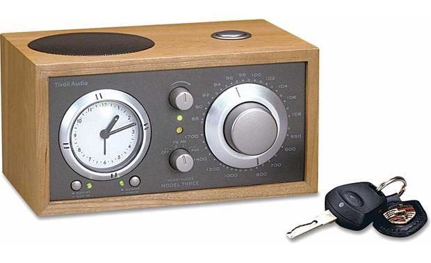 tivoli audio model 3 henry kloss clock radio at crutchfield. Black Bedroom Furniture Sets. Home Design Ideas