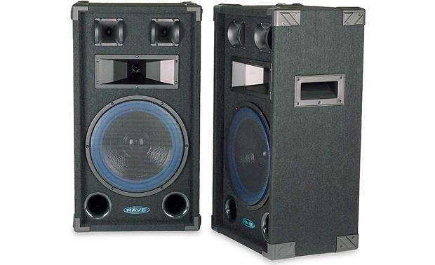 Klh rave ii cf12 floor standing speakers at for 12 inch floor standing speakers