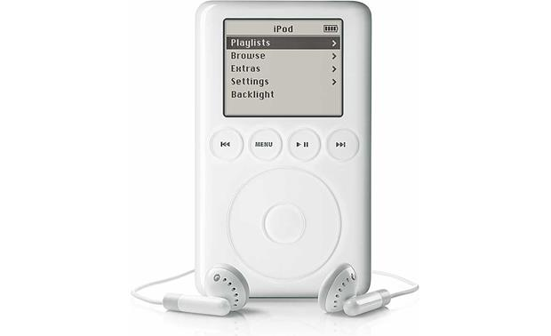 apple ipod 10gb portable mp3 player at crutchfield com rh crutchfield com
