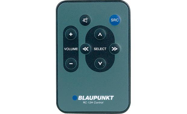 Blaupunkt Kingston MP47 CD receiver at Crutchfield
