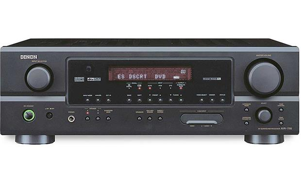 denon avr 1705 home theater receiver with dolby digital ex dts es rh crutchfield com Denon AVR Receiver denon avr 1705 manual español