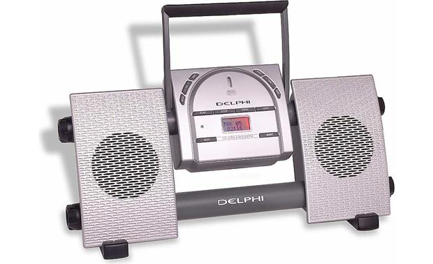 x040SA10034 f_cd_unit delphi cd audio system am fm cd mp3 player for skyfi™ and skyfi2  at n-0.co