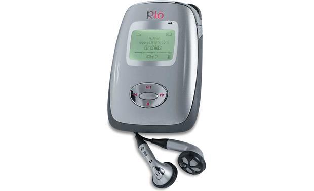 Rio Carbon 5GB Portable MP3 WMA Player At Crutchfield