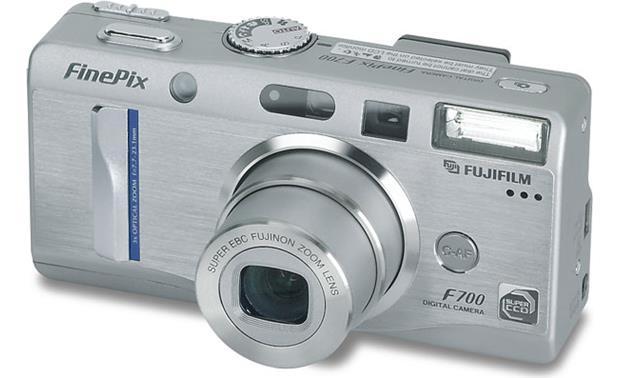 fujifilm finepix f700 6 megapixel digital camera at crutchfield com rh crutchfield com Digital Cameras FinePix S-Series Fujifilm Digital Camera Owners Manual