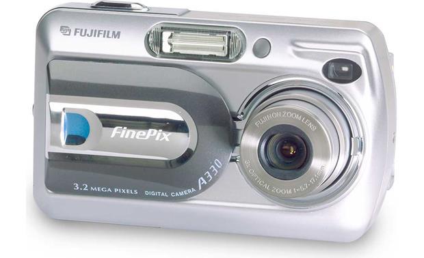 fujifilm finepix a330 3 2 megapixel digital camera at crutchfield com rh crutchfield com  Fuji FinePix 16MP Digital Camera
