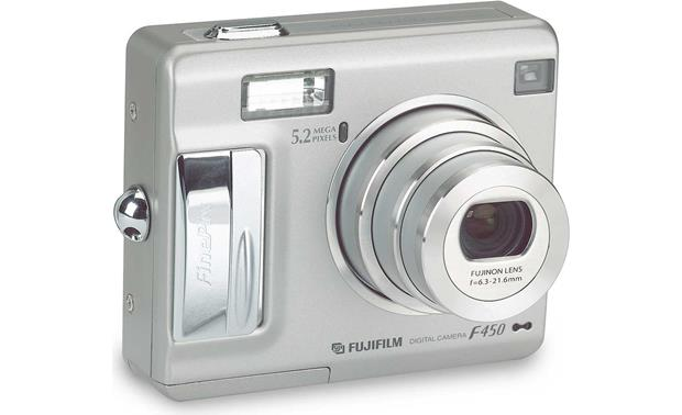 Drivers for Fujifilm FinePix F450