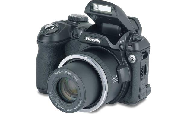 Fujifilm finepix s5000 digital camera with 6 megapixel for Fujifilm finepix s5000 prix