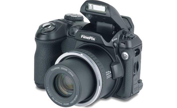 Fujifilm finepix s5000 digital camera with 6 megapixel for Fujifilm finepix s5000 prix