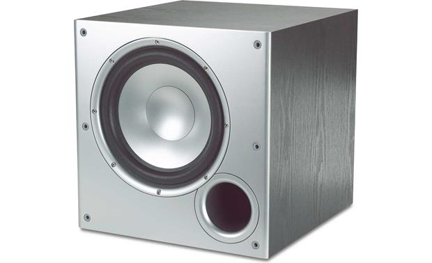 Polk Audio PSW10 Black (grille off)