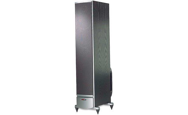 polk audio rti8 black single tower speaker at crutchfield com rh crutchfield com
