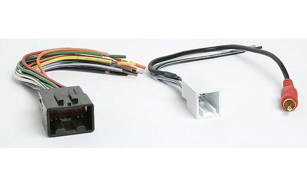 x120705517 f metra 70 5517 receiver wiring harness connect a new car stereo in Car Stereo Wiring Colors at n-0.co