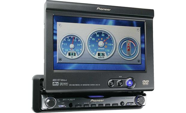 x130AVICN1 f pioneer avic n1 dvd cd mp3 gps navigation receiver with 6 5 pioneer avic n2 cpn1955 wiring harness at creativeand.co