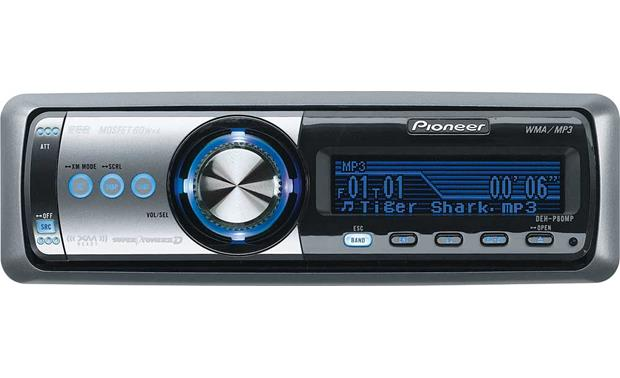 Pioneer DEH-P80MP Front