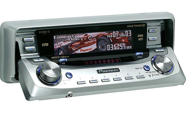 Pioneer DEH-P9600MP Front