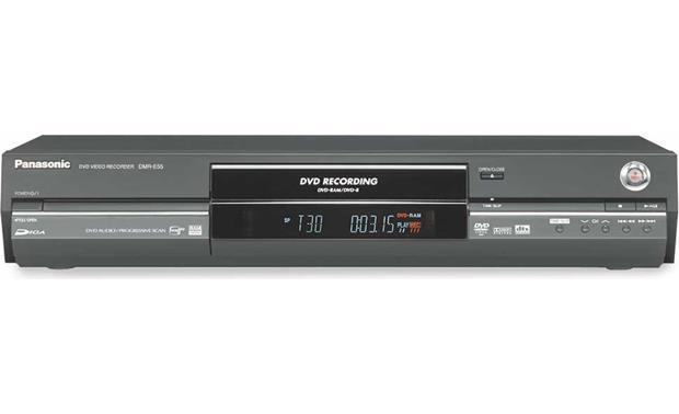 panasonic dmr e55 dvd recorder at crutchfield com rh crutchfield com Panasonic DMR EZ485V DVD Recorder VCR Combo panasonic dvd video recorder dmr-e55 manual