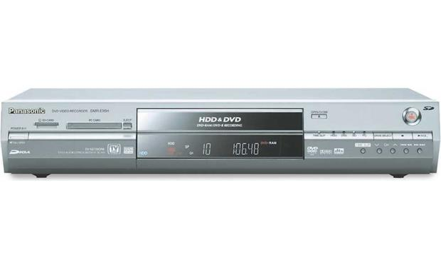 Panasonic DMR-E95HS DVD recorder + 160GB digital video
