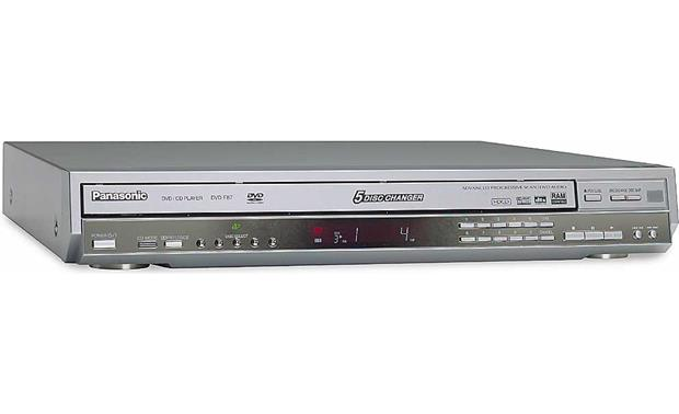 Panasonic DVD-F87 Front Right