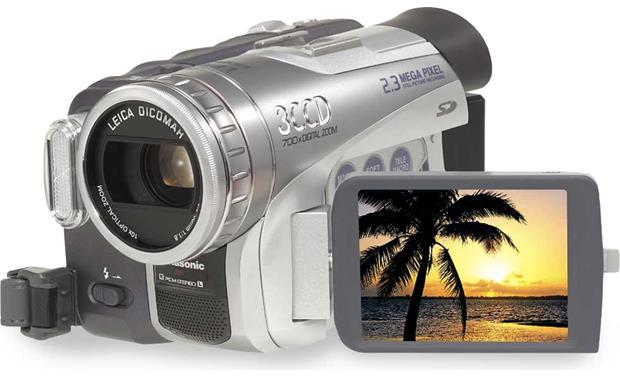 Panasonic PV-GS29 Camcorder 60 Minutes Mini DV Video Cassette Replacement by Panasonic