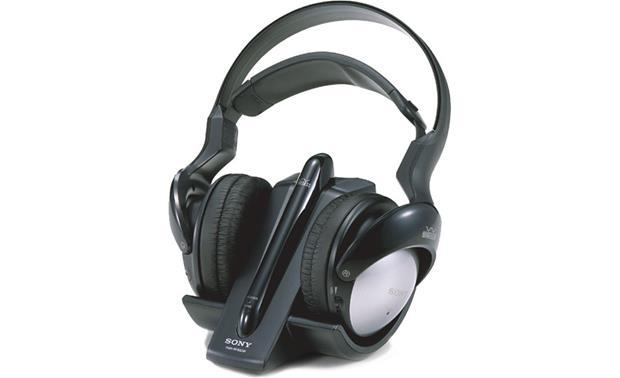 Sony MDR RF960RK 900 MHz Wireless Headphones At Crutchfield