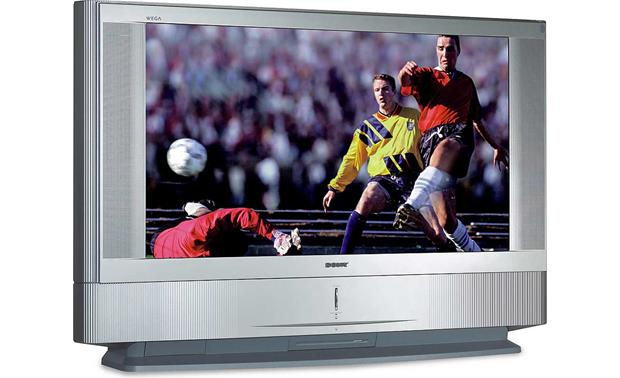 Sony Kdf 42we655 42 Quot Grand Wega High Definition Rear Projection Lcd Tv At Crutchfield