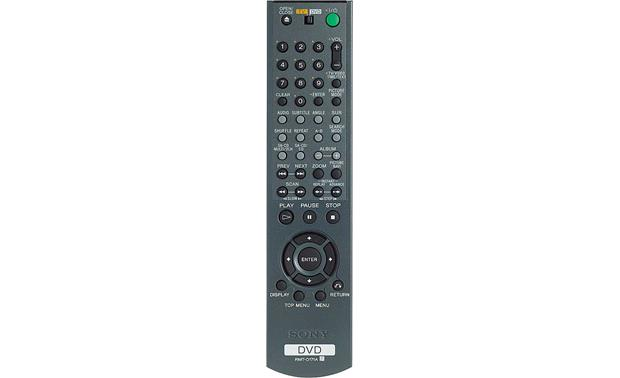 Sony DVP-NS775V Remote