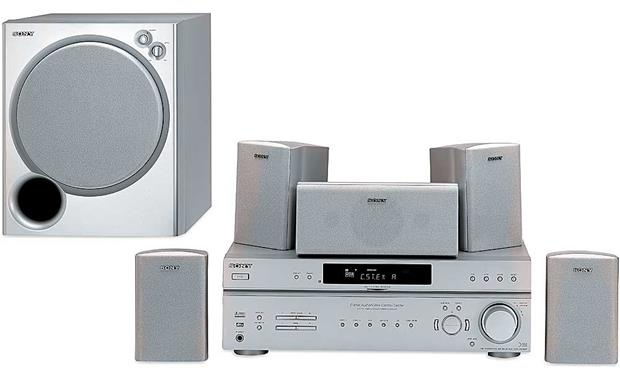 Sony Ht Ddw760 Home Theater Audio System At Crutchfield