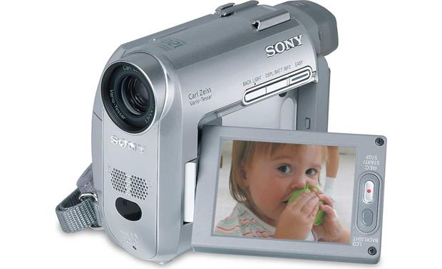 Meaning of Sony Handycam DCR-DVD708E?