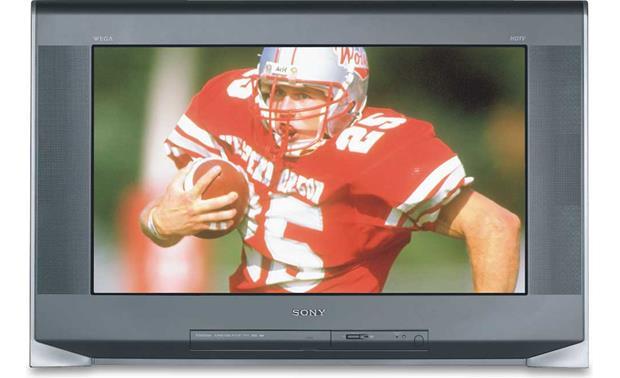 Sony Wega Trinitron 34 Manual - sevenins