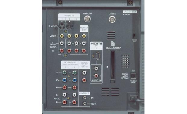 Sony KD-34XS955