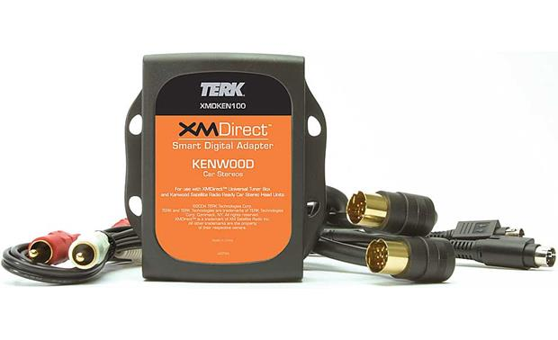 XM Direct™ XMDKEN100 Adapter Front
