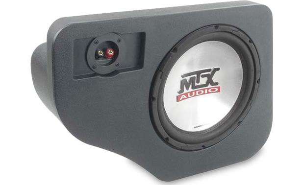 MTX Vehicle-specific Unloaded Enclosure — Single 10