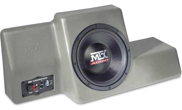 MTX ThunderForm Unloaded Enclosure Gray (sub not included)