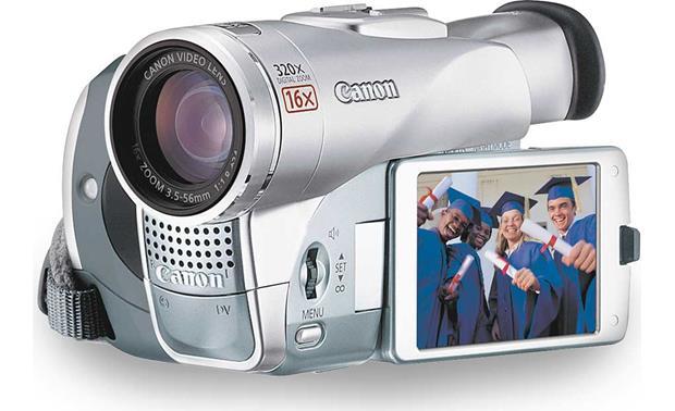 canon elura 65 mini dv digital camcorder at crutchfield com rh crutchfield com