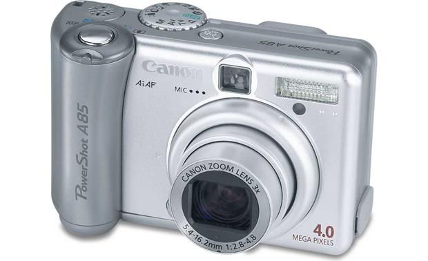Canon PowerShot A85 Camera WIA Treiber Windows 7