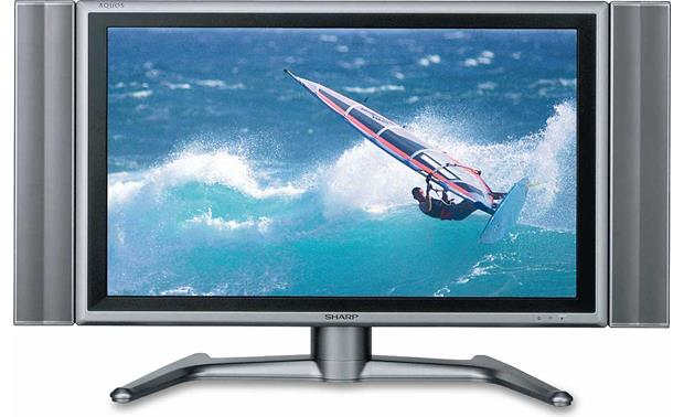 Sharp Lc 37g4u 37 Hdtv Ready Aquos Lcd Tv At Crutchfieldcom