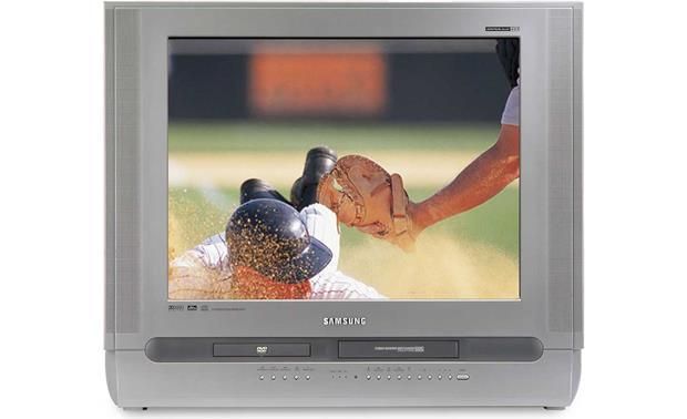 samsung tv dvd combo. samsung cxm2785tp front tv dvd combo m