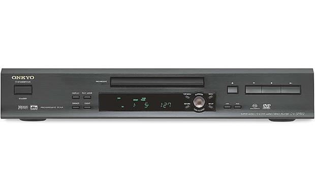 Onkyo DV-SP502 - Manual - DVD Audio/Video SACD Player ...