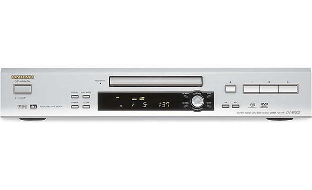 Review Onkyo DV-SP502 - DVD-players - testseek.com