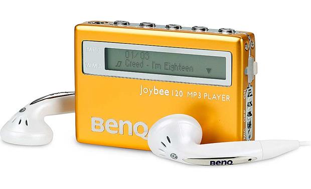BENQ MP3 PLAYER JOYBEE 120 DRIVERS WINDOWS 7