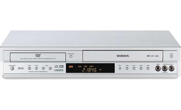 toshiba sd v592 dvd vcr combo with hdmi output at crutchfield com rh crutchfield com TV DVD VCR Combo Toshiba Tech Support DVD Toshiba Combo VCR Manualse-R0109