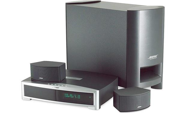 321 bose home entertainment system product information | manualzz.