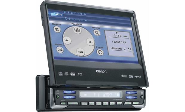 Clarion ProAudio VRX755VD Front